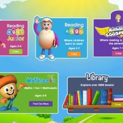 Reading Eggs - учим английский язык с нуля