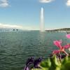 Один из самых высоких фонтанов мира