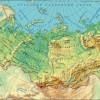 Тест по географии: читаем карту