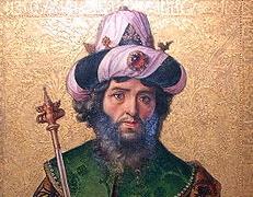 царь Давид и Голиаф