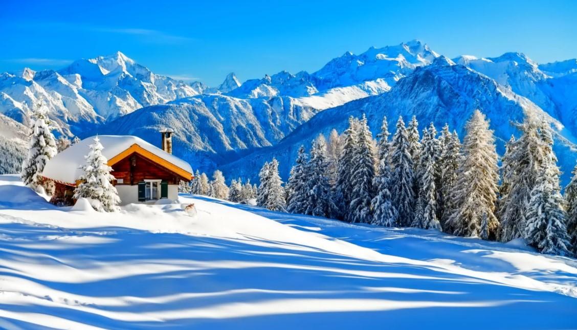 диктанты на тему зима для 2 класса